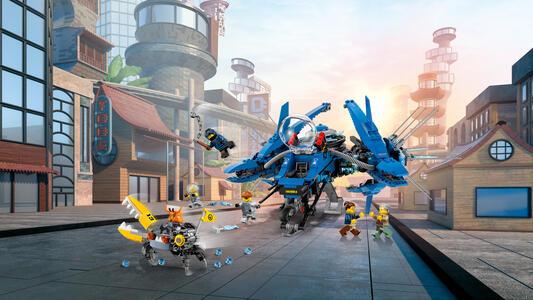LEGO Ninjago (70614). Jet-fulmine - 5