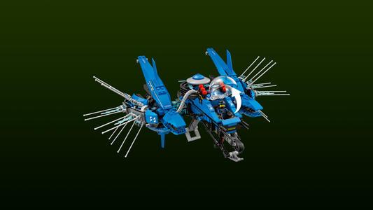 LEGO Ninjago (70614). Jet-fulmine - 6