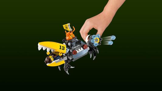 LEGO Ninjago (70614). Jet-fulmine - 7
