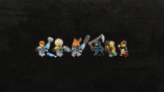 LEGO Ninjago (70614). Jet-fulmine - 9
