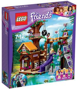 Giocattolo Lego Friends. La Casa sull'Albero al Campo Avventure (41122) Lego 0