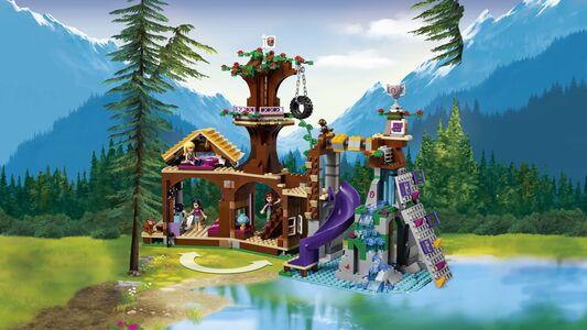 Giocattolo Lego Friends. La Casa sull'Albero al Campo Avventure (41122) Lego 7