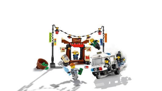 LEGO Ninjago (70607). Inseguimento a NINJAGO City - 9