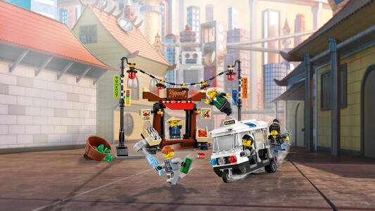 LEGO Ninjago (70607). Inseguimento a NINJAGO City - 2