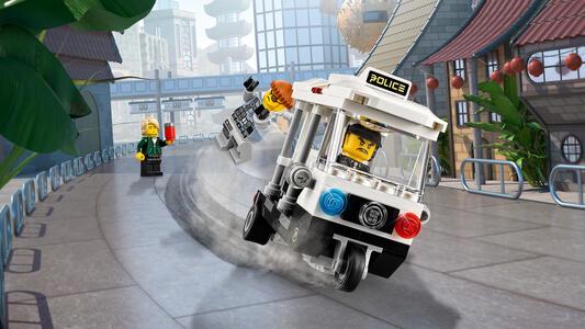 LEGO Ninjago (70607). Inseguimento a NINJAGO City - 5