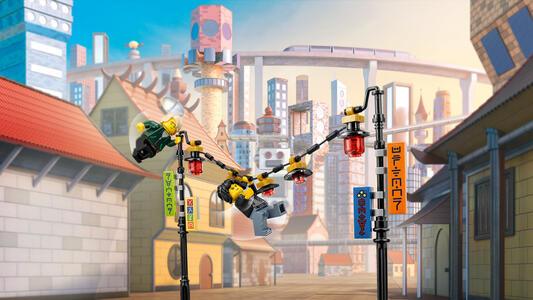 LEGO Ninjago (70607). Inseguimento a NINJAGO City - 6