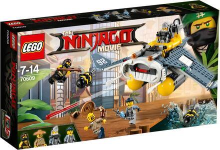 LEGO Ninjago (70609). Bomber Manta Ray - 6