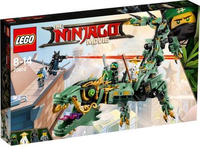 LEGO Ninjago (70612). Drago Mech Ninja verde - 5