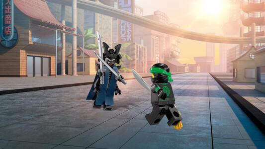 LEGO Ninjago (70612). Drago Mech Ninja verde - 12