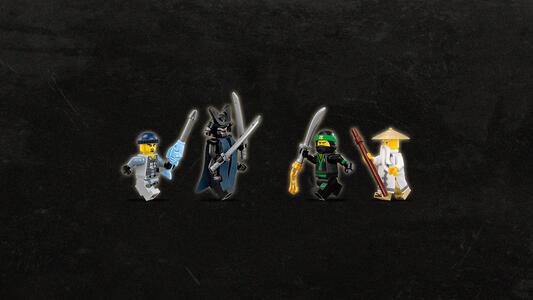 LEGO Ninjago (70612). Drago Mech Ninja verde - 13