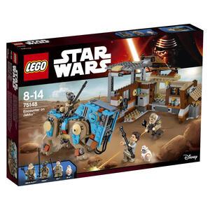 LEGO Star Wars (75148). Incontro su Jakku - 5