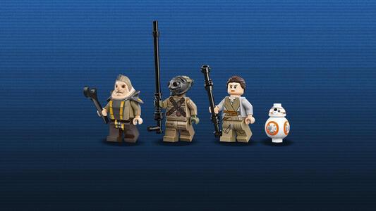 LEGO Star Wars (75148). Incontro su Jakku - 7