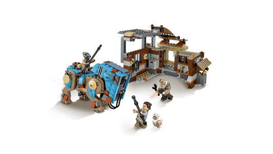 LEGO Star Wars (75148). Incontro su Jakku - 10