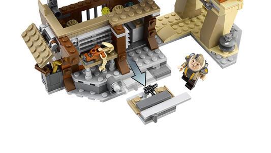 LEGO Star Wars (75148). Incontro su Jakku - 12
