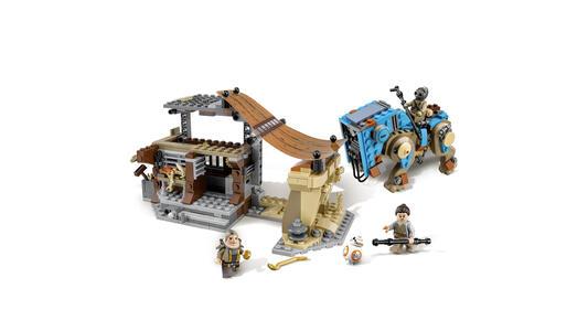 LEGO Star Wars (75148). Incontro su Jakku - 13