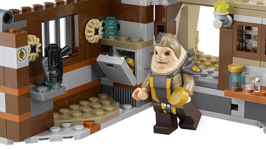 LEGO Star Wars (75148). Incontro su Jakku - 15