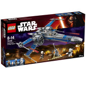 Lego Star Wars. Resistance X-Wing Fighter (75149)