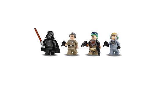 Lego Star Wars. Tie Advanced di Vader contro A-Wing Starfighter - 11