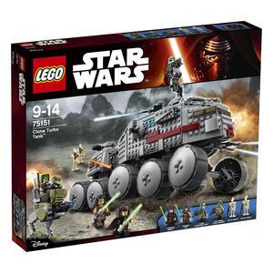 LEGO Star Wars (75151). Clone Turbo Tank - 2