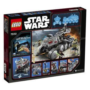 LEGO Star Wars (75151). Clone Turbo Tank - 7