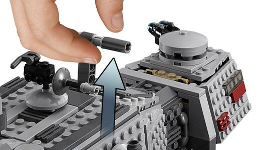LEGO Star Wars (75151). Clone Turbo Tank - 10