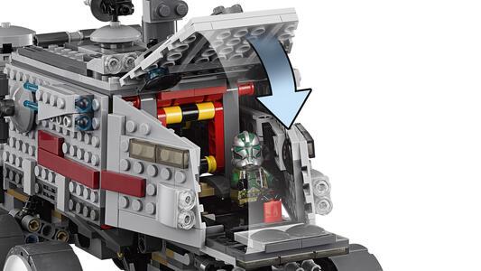 LEGO Star Wars (75151). Clone Turbo Tank - 11