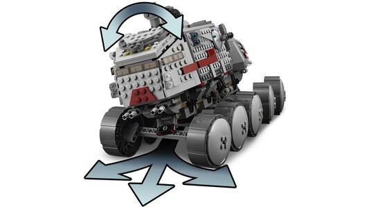 LEGO Star Wars (75151). Clone Turbo Tank - 15
