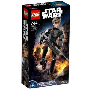 LEGO Star Wars (75119). Sergeant Jyn Erso - 3