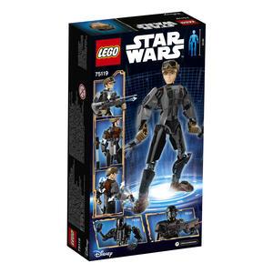 LEGO Star Wars (75119). Sergeant Jyn Erso - 5