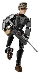 LEGO Star Wars (75119). Sergeant Jyn Erso - 7