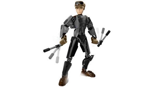 LEGO Star Wars (75119). Sergeant Jyn Erso - 8