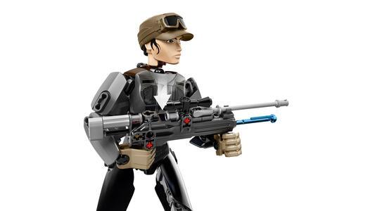 LEGO Star Wars (75119). Sergeant Jyn Erso - 9