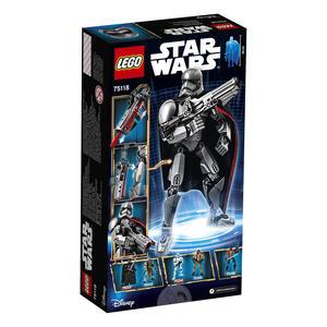 LEGO Star Wars (75118). Captain Phasma - 3