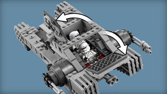 LEGO Star Wars (75152). Imperial Assault Hovertank - 9