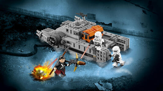 LEGO Star Wars (75152). Imperial Assault Hovertank - 15