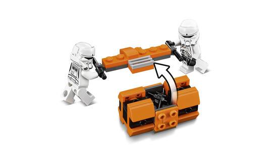 LEGO Star Wars (75152). Imperial Assault Hovertank - 16