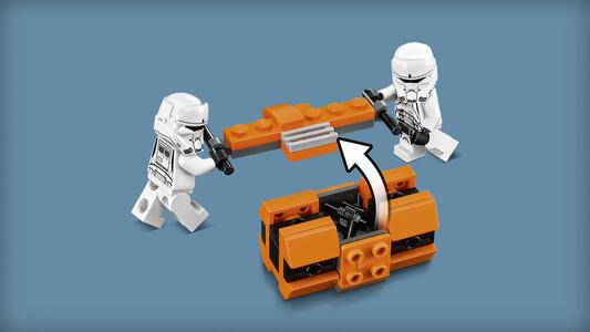 LEGO Star Wars (75152). Imperial Assault Hovertank - 17