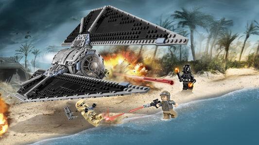 Giocattolo Lego Star Wars. TIE Striker (75154) Lego 5