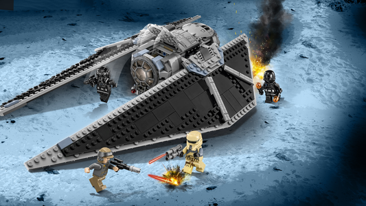 Giocattolo Lego Star Wars. TIE Striker (75154) Lego 7