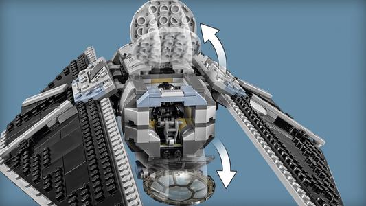 Giocattolo Lego Star Wars. TIE Striker (75154) Lego 9