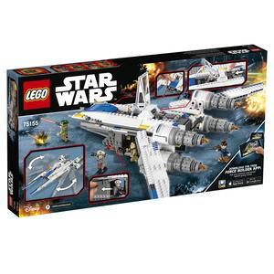 LEGO Star Wars (75155). Rebel U-Wing Fighter - 7