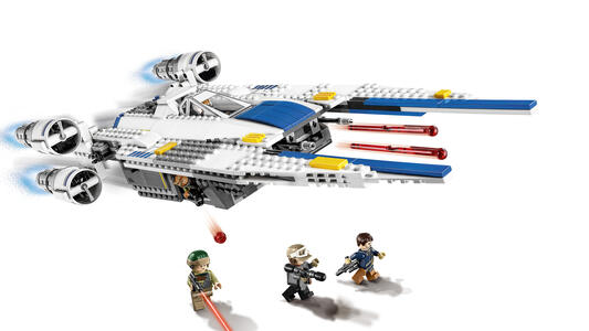 LEGO Star Wars (75155). Rebel U-Wing Fighter - 9