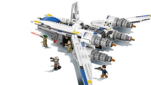 LEGO Star Wars (75155). Rebel U-Wing Fighter - 10