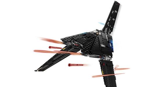 LEGO Star Wars (75156). Shuttle imperiale di Krennic - 5