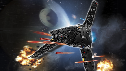 Giocattolo Lego Star Wars. Shuttle imperiale di Krennic (75156) Lego 3