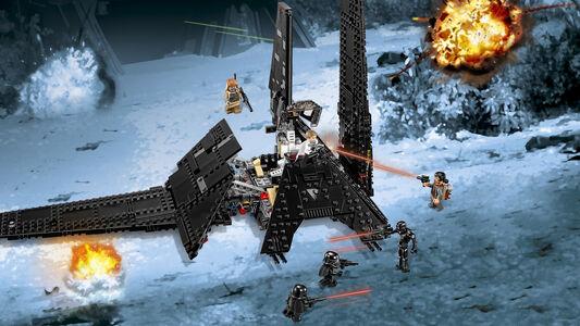 Giocattolo Lego Star Wars. Shuttle imperiale di Krennic (75156) Lego 4