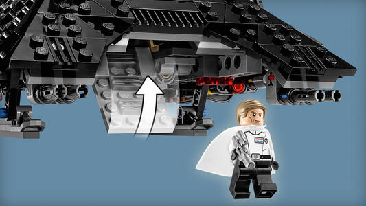 LEGO Star Wars (75156). Shuttle imperiale di Krennic - 11