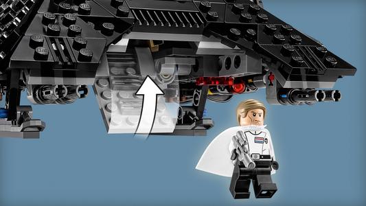 Giocattolo Lego Star Wars. Shuttle imperiale di Krennic (75156) Lego 7