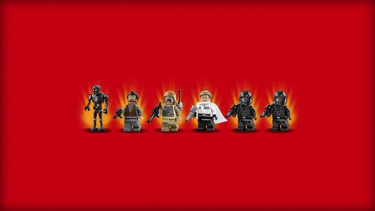 Giocattolo Lego Star Wars. Shuttle imperiale di Krennic (75156) Lego 9