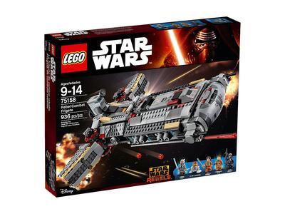 LEGO Star Wars.  Fregata Da Combattimento Dei Ribelli